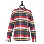 <img class='new_mark_img1' src='//img.shop-pro.jp/img/new/icons1.gif' style='border:none;display:inline;margin:0px;padding:0px;width:auto;' />MAISON KITSUNE TARTAN CLASSIC SHIRT BD<br>メゾン キツネ シャツ 02