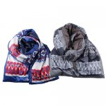 THE NORTH FACE PURPLE LABEL<br>Print Down Muffler 04