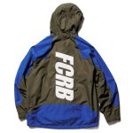 F.C.Real Bristol<br>F.C.リアルブリストル<br>PACKABLE ANORAK 02