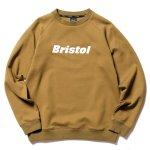 F.C.Real Bristol<br>F.C.リアルブリストル<br>AUTHENTIC LOGO CREWNECK SWEAT 02