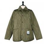 FUMITO GANRYU<br>フミト ガンリュウ<br>Detachable Coller Quilting Lliner Jacket 02