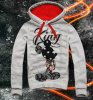 <img class='new_mark_img1' src='https://img.shop-pro.jp/img/new/icons59.gif' style='border:none;display:inline;margin:0px;padding:0px;width:auto;' />E1SYNDICATE Hooded Sweatshirt  KING