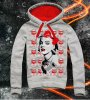 <img class='new_mark_img1' src='//img.shop-pro.jp/img/new/icons16.gif' style='border:none;display:inline;margin:0px;padding:0px;width:auto;' />E1SYNDICATE Hooded Sweatshirt  MARILYN MONROE SOUP
