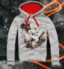 <img class='new_mark_img1' src='//img.shop-pro.jp/img/new/icons16.gif' style='border:none;display:inline;margin:0px;padding:0px;width:auto;' />E1SYNDICATE Hooded Sweatshirt  FLOWER FxxK