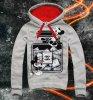 E1SYNDICATE Hooded Sweatshirt  HUSTLER FOR LOVE