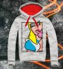 <img class='new_mark_img1' src='//img.shop-pro.jp/img/new/icons14.gif' style='border:none;display:inline;margin:0px;padding:0px;width:auto;' />E1SYNDICATE Hooded Sweatshirt POPSICLE