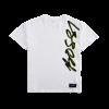 Bossi Vertical Logo Tee - White