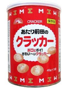 前田製菓 135g保存缶あたり前田...