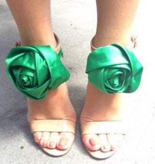 Heel Condom(ヒールコンドーム)Green-F1
