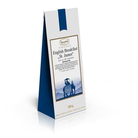 【ロンネフェルト】イングリッシュブレックファーストセントジェームス 100g 《ロンネフェルト・ティ・サロン・名古屋(認定店…