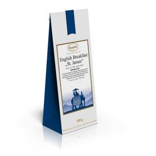 【ロンネフェルト】イングリッシュブレックファーストセントジェームス 100g 《ロンネフェルト・ティ・サロン・名古屋(認定店)》