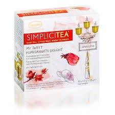 ロンネフェルト認定店  STマイスイートポメグラネートデライト 紅茶 ティーカプセル ギフト 茶葉 ブランド 高級