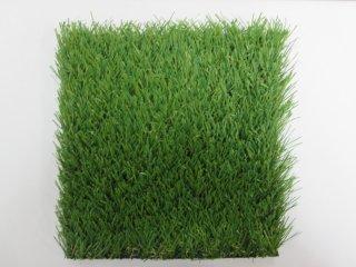 リアル人工芝 芝丈30mm サイズ20cm角 6枚セット インテリア ディスプレイDIY クラフト ミニチュア