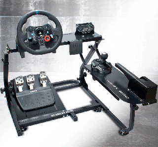 Ionrax RS2 Plus ハンコンスタンド ハンドルコントローラースタンド グランツーリスモSPORT PS4