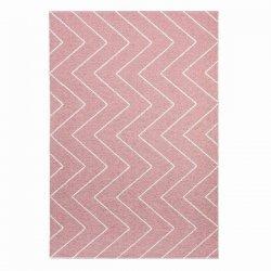 ブリタスウェーデン 北欧 プラスチック製 デザインラグ リタ ピンクブラッシュ【Brita Sweden Rita rug pink blush】
