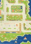<img class='new_mark_img1' src='//img.shop-pro.jp/img/new/icons12.gif' style='border:none;display:inline;margin:0px;padding:0px;width:auto;' />【Kids Zone Playtime KW02 River City Rug】 輸入デザインラグ 子供用ラグ キッズラグ マット カーペット 絨毯