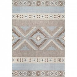 <img class='new_mark_img1' src='//img.shop-pro.jp/img/new/icons7.gif' style='border:none;display:inline;margin:0px;padding:0px;width:auto;' />【Anlier Banded Aztec Outdoor Rug】 アウトドアラグ ダイニングラグ ネイティブ柄ラグ