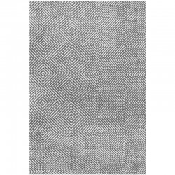 <img class='new_mark_img1' src='//img.shop-pro.jp/img/new/icons32.gif' style='border:none;display:inline;margin:0px;padding:0px;width:auto;' />【Sierra Paddle Rug Grey】 輸入デザインラグ/手織りラグ マット カーペット 絨毯