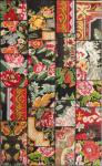 【Adana Roscoff Multi】<br />150cm×250cm<br />輸入デザインラグ マット カーペット 絨毯
