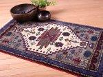 【即納商品】トルコ絨毯 カーペット 93cm×56cm トルコ タスピナール ラグ マット