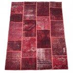 トルコ絨毯 パッチワークラグ アナトリア オールドカーペット 296cm×203cm【即納商品】