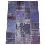 【即納商品】 トルコ絨毯 パッチワークラグ アナトリア オールドカーペット 250cm×181cm