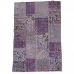 【即納商品】 トルコ絨毯 パッチワークラグ アナトリア オールドカーペット 248cm×175cm