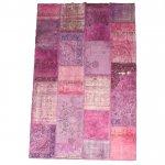 【即納商品】 トルコ絨毯 パッチワークラグ アナトリア オールドカーペット 316cm×200cm