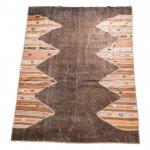【即納商品】 トルコ絨毯×オールドキリム パッチワークラグ マット カーペット 293cm×207cm