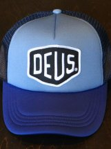 Deus Ex Machina : Baylands Trucker (blue/navy)