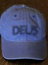 Deus Ex Machina : Reader Cap (navy)