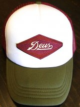 Deus Ex Machina : Diamond Trucker (olive)
