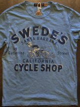 JOHNSONMOTORS : SWEDW'S CYCLE SHOP (robbin egg)