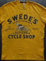 JOHNSONMOTORS : SWEDW'S CYCLE SHOP (yellow sand)