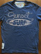 SUNSET SURF : SUNSET SURFBOARD (air force blue)