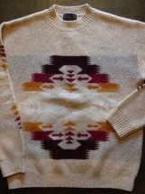 PENDLETON : CREW NECK SWEATER (tucson)
