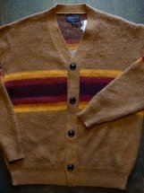 PENDLETON : V NECK CARDIGAN (chief joseph)
