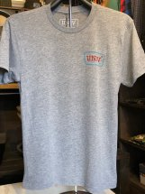 UNIV : CALIE DOG TEE (heather grey)