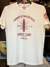 SUNSET SURF : ULTIMATED DOGS (natural)