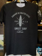 SUNSET SURF : ULTIMATED DOGS (black)