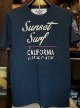 SUNSET SURF : SURFING FESTIVAL (navy)