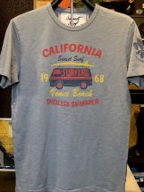 SUNSET SURF : VENICE BEACH (light grey)