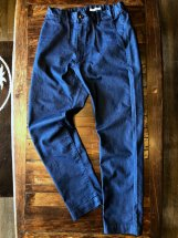 <img class='new_mark_img1' src='//img.shop-pro.jp/img/new/icons48.gif' style='border:none;display:inline;margin:0px;padding:0px;width:auto;' />KAFIKA : COOLMAX DENIM LOUNGE TROUSERS