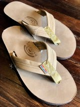 RAINBOW SANDALS : SINGLE LAYER PL SANDALS (sierra brown)