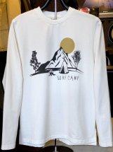 Hub & Spoke :【Birvin Uniform】Surf Camp L/S-T (white)