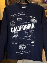 Hub & Spoke :【Birvin Uniform】California L/S-T (navy)