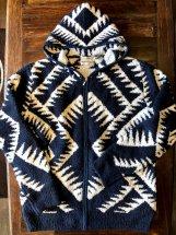 Hub & Spoke :【Birvin Uniform】Shaggy Knit Parka