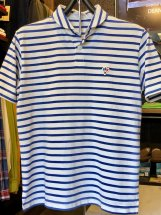 Arvor Maree : SAILOR POLO BORDER (white/blue)