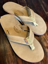 RAINBOW SANDALS : SINGLE LAYER PL SANDALS (sroy)