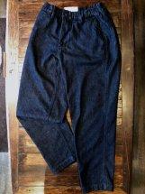 Betty Smith Men's : Easy Wide Denim-Pants (indigo)